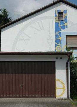 Fassade Uhrmacher